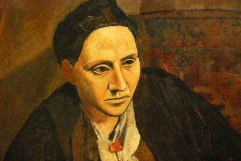 Gertrude Stein - ritratto