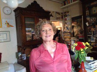 L'autrice, Loredana Garnero.