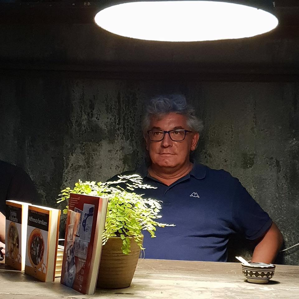 L'autore Marco G. Dibenedetto